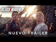 Black Widow de Marvel Studios - Nuevo Tráiler Doblado
