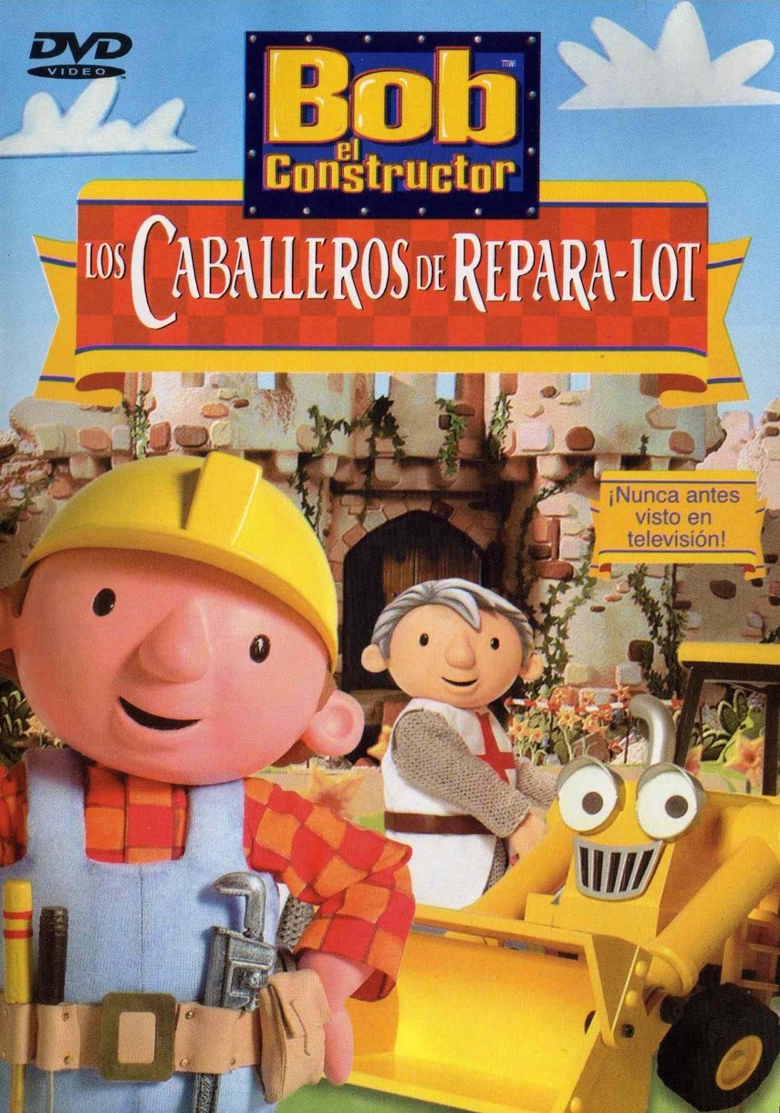 Bob el constructor: Los caballeros de repara-lot