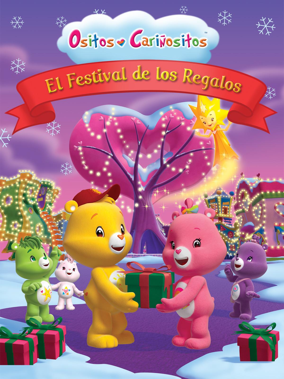 Ositos Cariñositos: El festival de los regalos