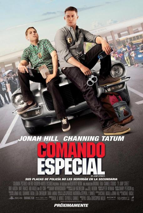Comando Especial (película)