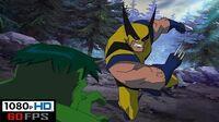 Hulk VS Wolverine - Español Latino 1080p 60Fps