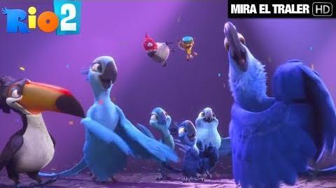 Rio2 - Trailer en Español - Nigel (HD)