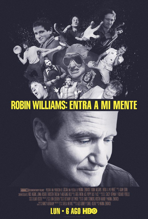 Robin Williams: Entra a mi mente