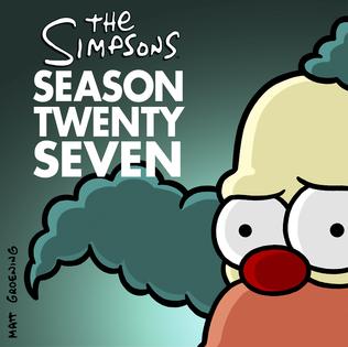 Anexo:27ª temporada de Los Simpson