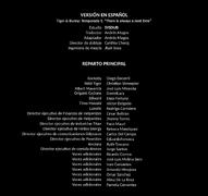 Tiger & Bunny creditos 8