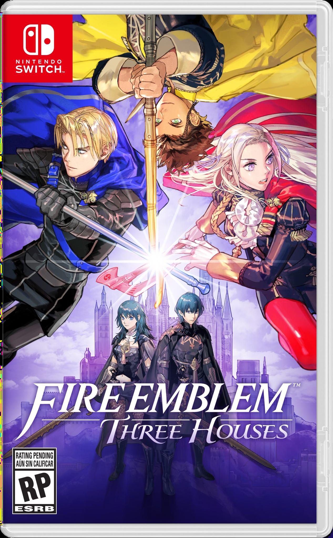 Aimechan93/Propuesta de doblaje Fire Emblem: Three Houses