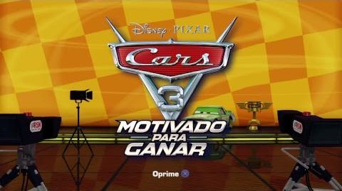 Cars 3 Motivado para Ganar 1 (Nintendo Switch PS4 PS3 Wii U Xbox 360 Xbox One)