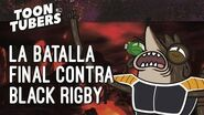Dragonball FighterZ - El Regreso de Black Mordecai Toontubers Cartoon Network
