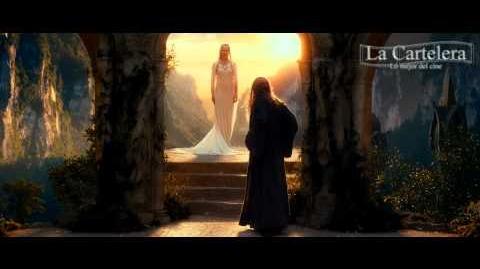 El Hobbit Un viaje inesperado - Trailer Español Latino 1080HD