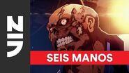 Seis Manos Tráiler Oficial En Español VIZ