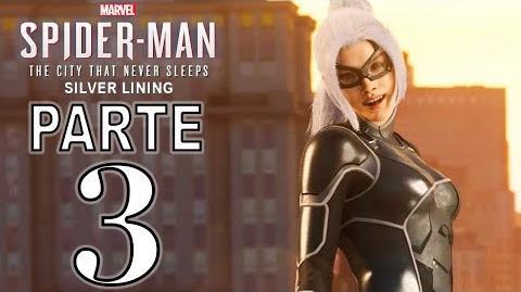 Spider-Man Silver Lining Gameplay en Español Latino Parte 3 - No Comentado (PS4 Pro)