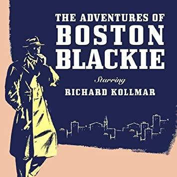 Las aventuras de Boston Blackie