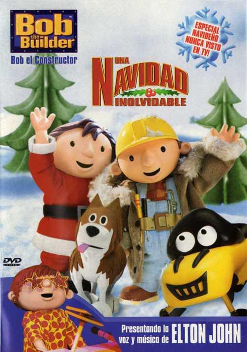 Bob el constructor: Una navidad inolvidable