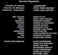 Doblaje Latino de Viva el Rey Julien (Capitulo 8)