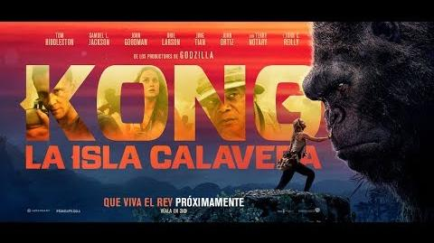 Kong- La Isla Calavera (2017) Tráiler Doblado al Español Latino