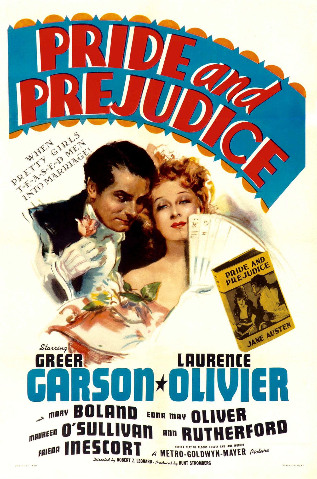 Orgullo y prejuicio (1940)