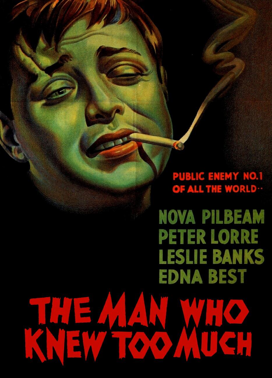 El hombre que sabía demasiado (1934)