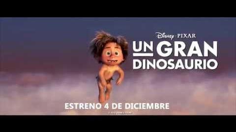 Un Gran Dinosaurio - Spot TV