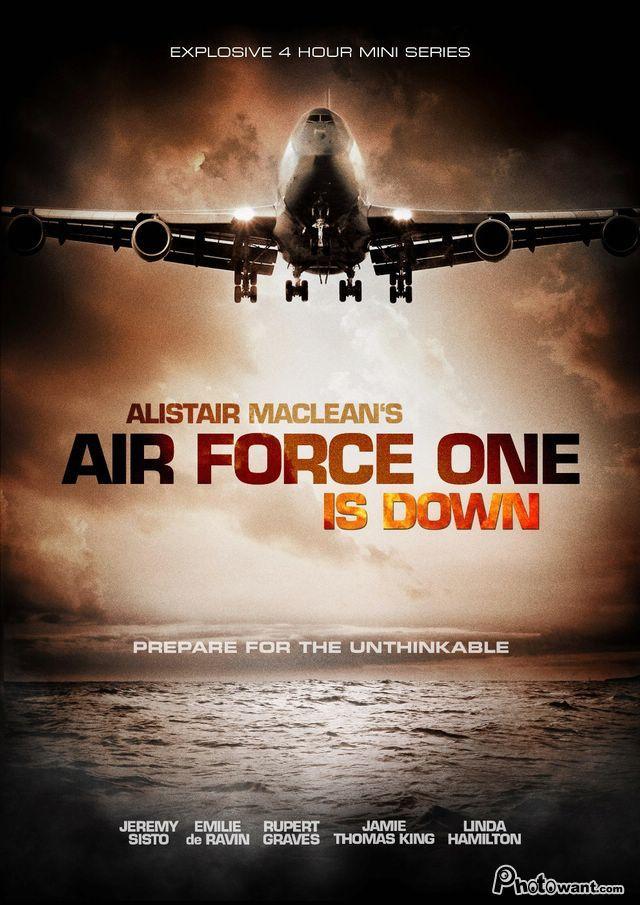La caída del Air Force One