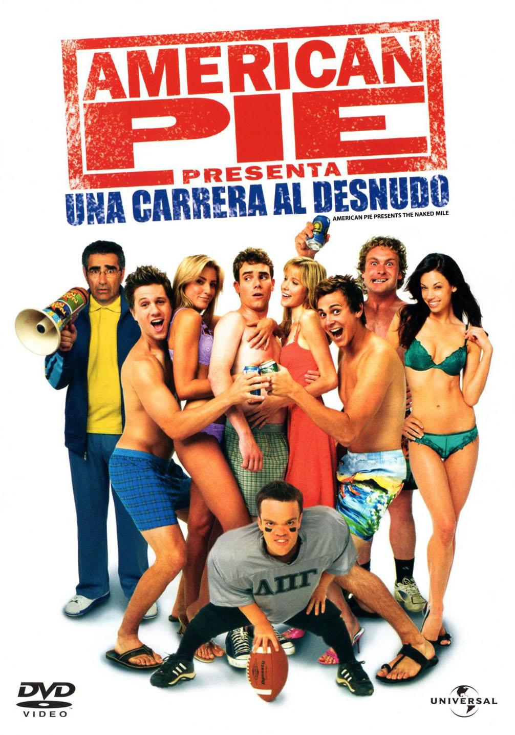 American Pie 5: La milla al desnudo