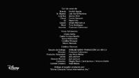 Creditos realizados en Doblaje Audio Traducción
