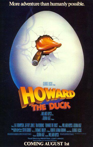 El pato Howard