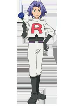 James (Pokémon)