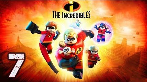 """LEGO LOS INCREIBLES - GAMMEPLAY EN ESPAÑOL (LATINO) - EPISODIO 7 """"LA ERA DORADA"""""""