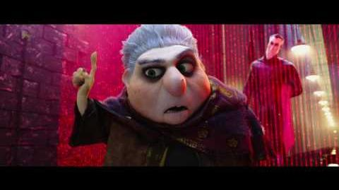 La Familia Monster - Trailer Oficial- Doblado