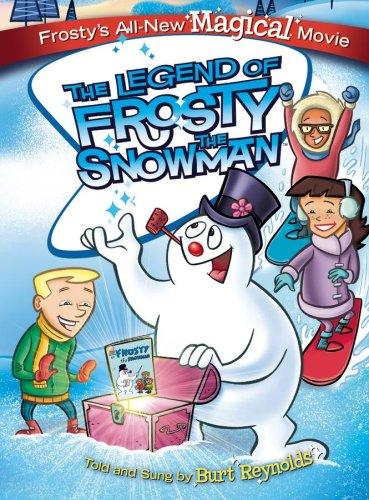 La leyenda de Frosty el muñeco de nieve