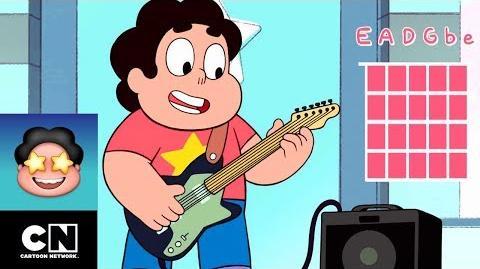 Hora de la canción de Steven - Steven Universe - Cartoon Network