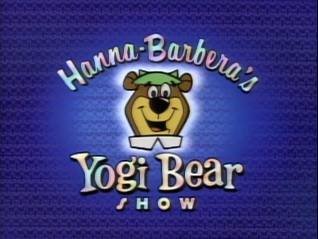 El nuevo show del Oso Yogi