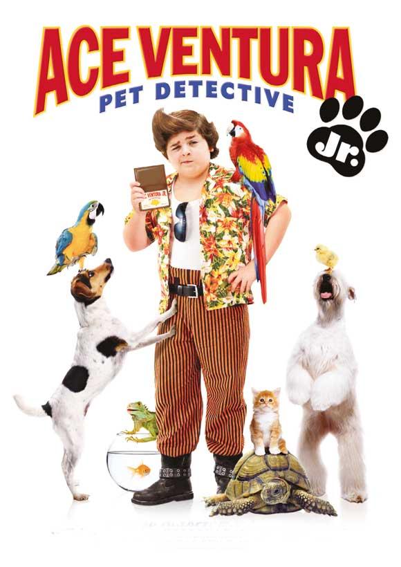 Ace Ventura Jr.: Un detective de mascotas diferente