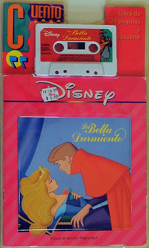 La Bella Durmiente (audio-cuento)