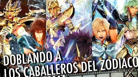 Close Up a Los Caballeros del Zodiaco