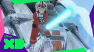 Comandante en la Batalla de Hoth Star Wars Galaxy of Adventures