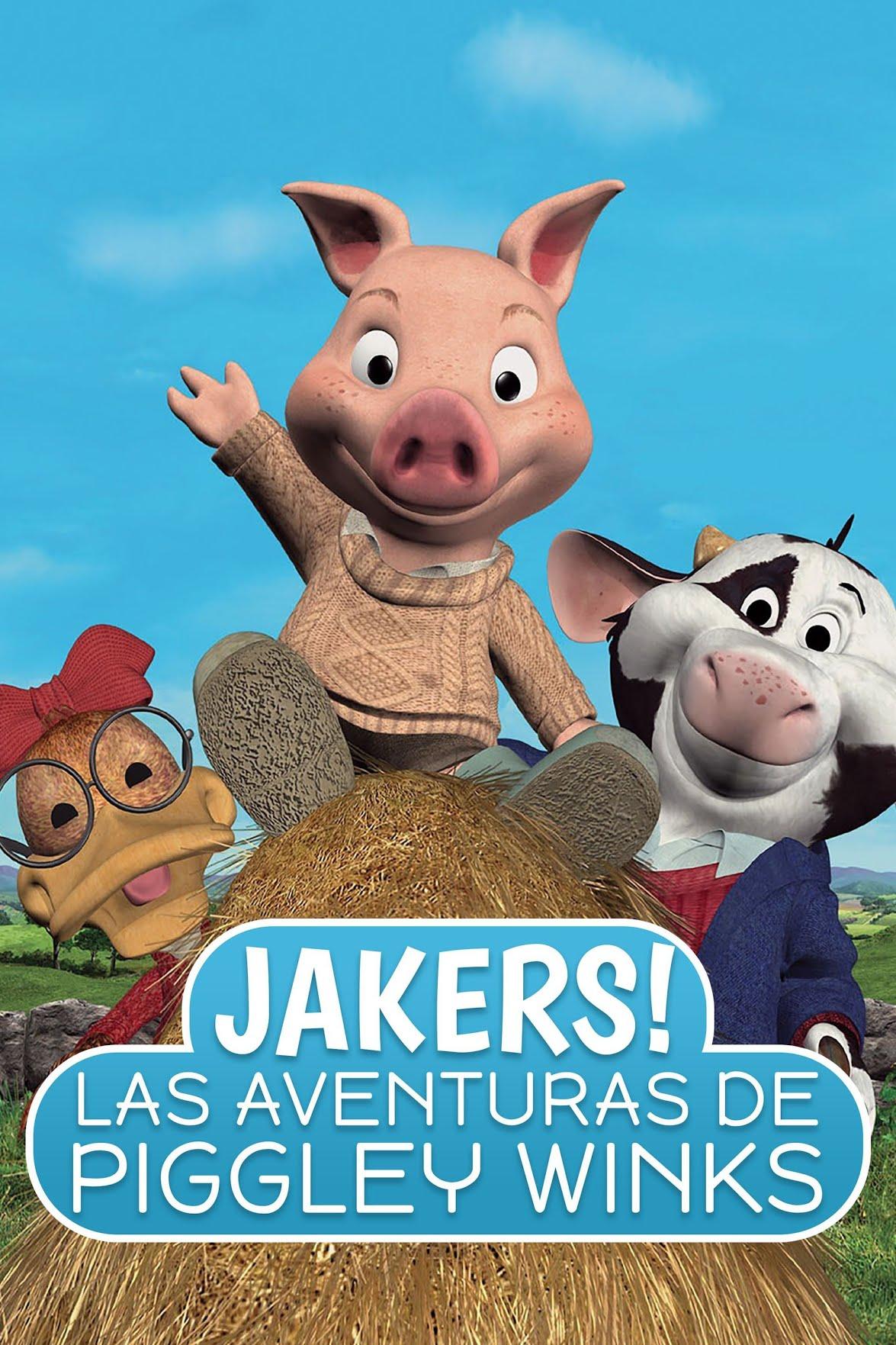 ¡Jakers! Las aventuras de Piggley Winks