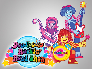 Doodlebops presenta: Doodlerock