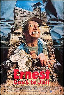 Ernest va a la cárcel