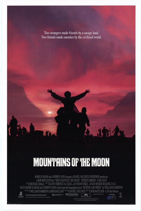 Montañas de la luna