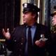 Los cazafantasmas - Policia afuera del edificio