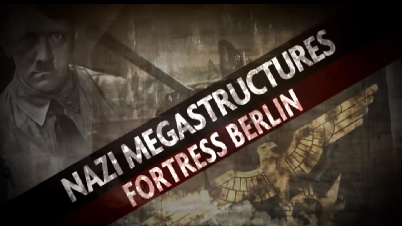 Megaestructuras nazis