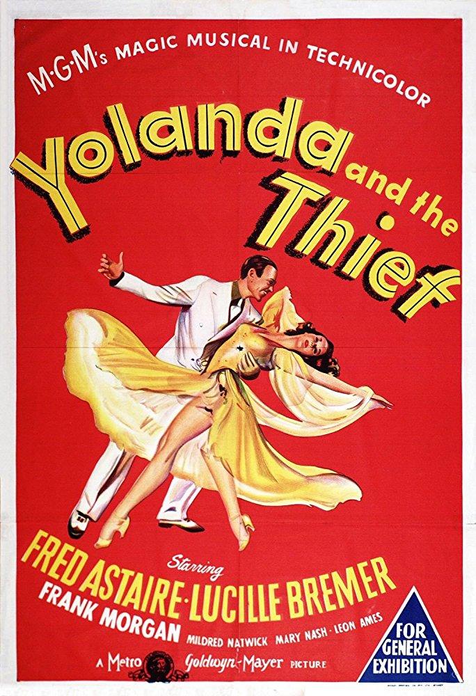 Yolanda y el ladrón