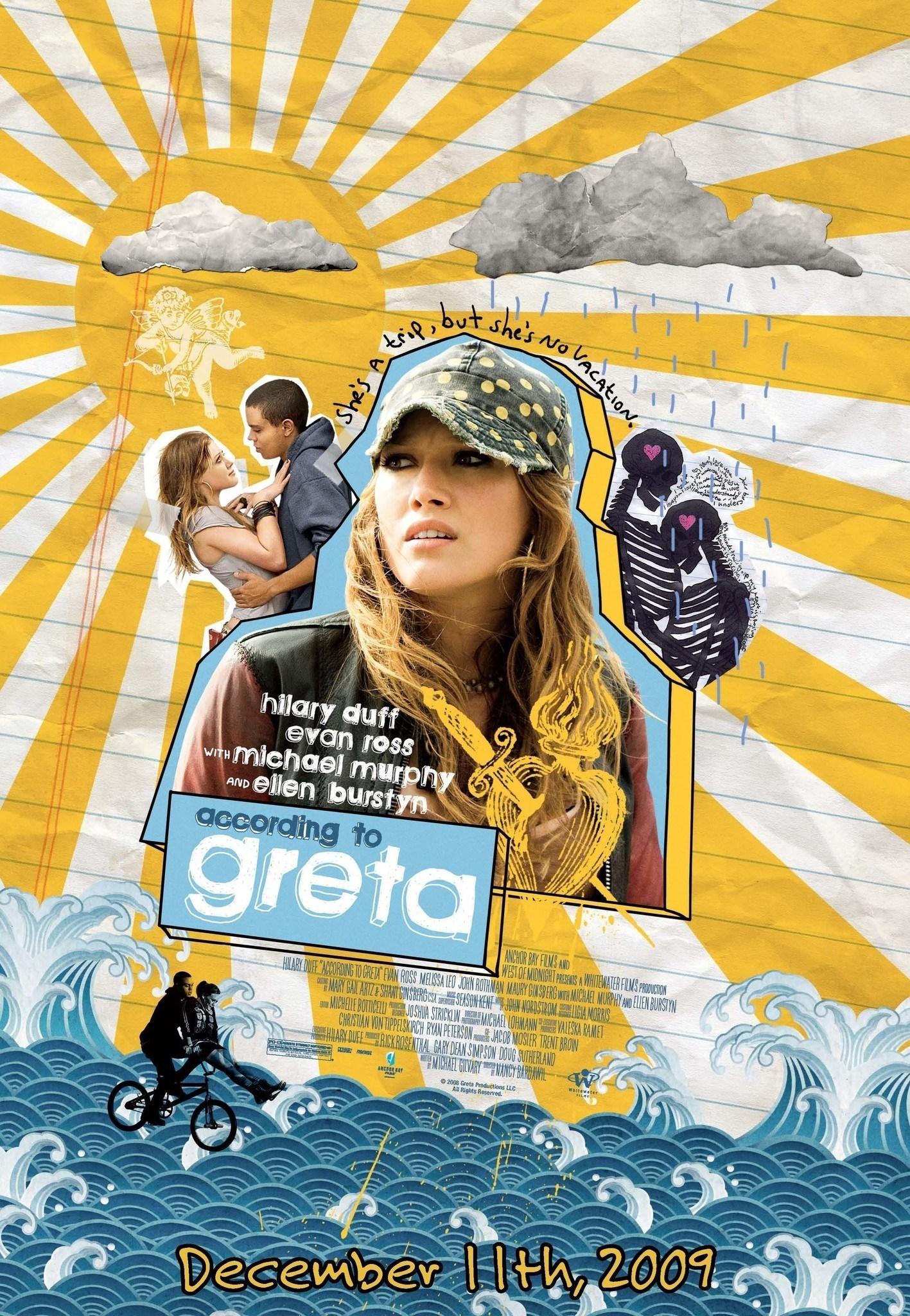 La vida según Greta