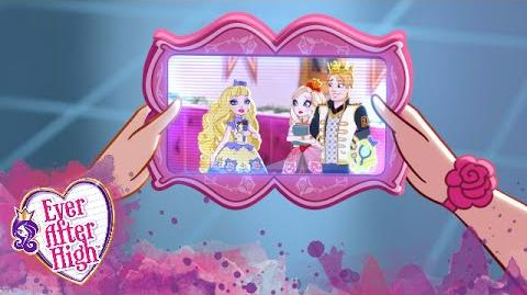 Antes enamorados, ahora en problemados Epic Winter Ever After High