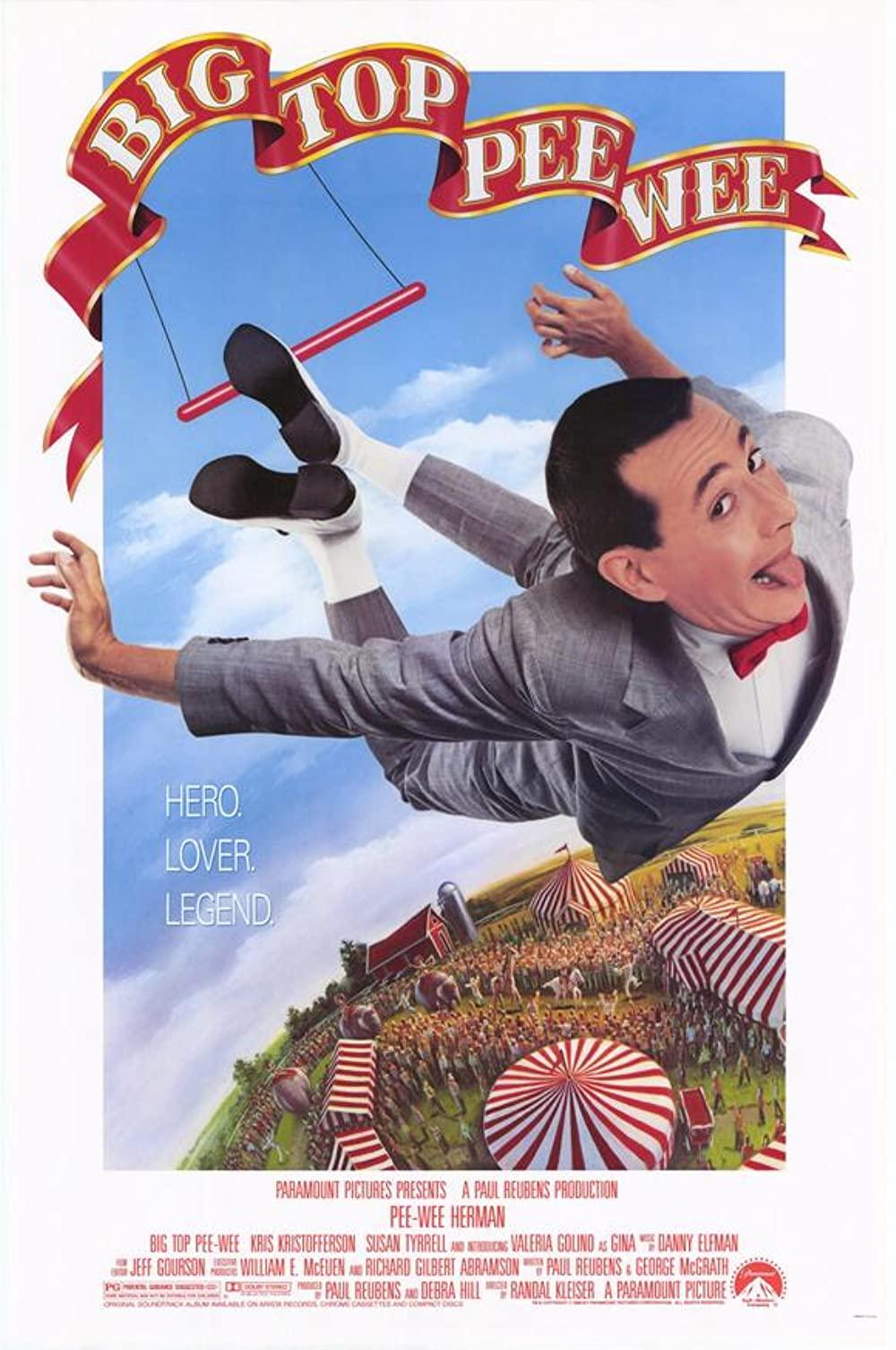 El gran circo de Pee-wee