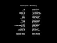 Créditos de doblaje de Violet Evergarden T01E04 (Netflix)