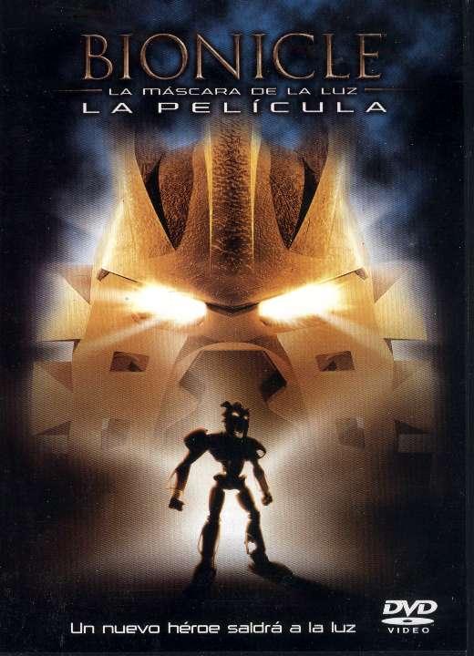Bionicle: La máscara de la luz