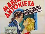 María Antonieta (1938)