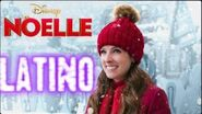 NOELLE (2019) Trailer Doblado Latino Oficial Disney+